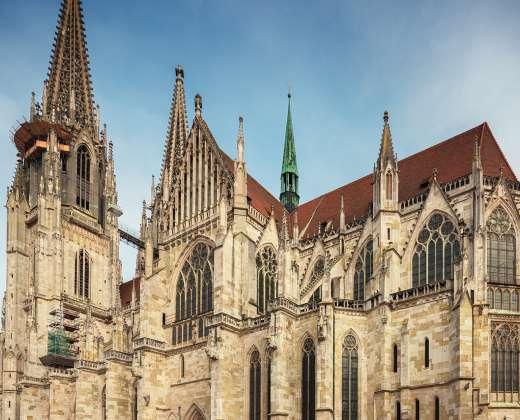 Rėgensburgas. Šv. Petro katedra