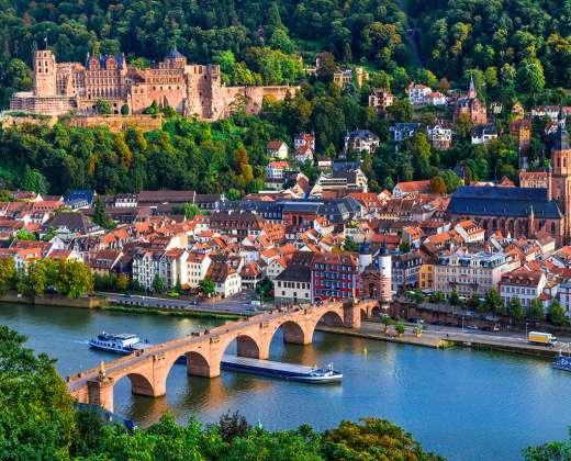 Vokietija. Heidelbergas
