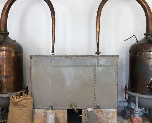 Prancūzija. Grasas. Fragonard parfumerijos gamykla