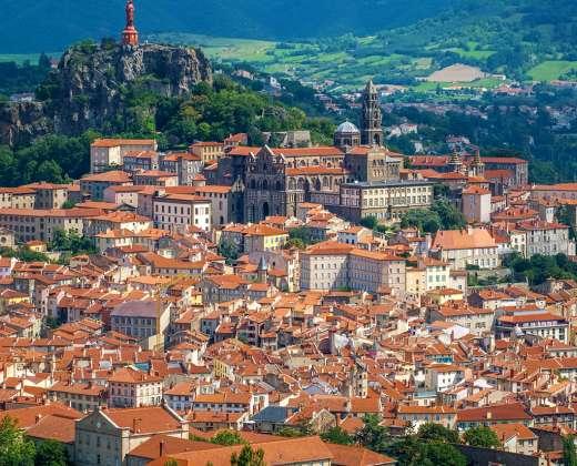 Prancūzija. Le Puy-en-Velay