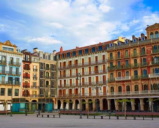 Ispanija. Pamplona