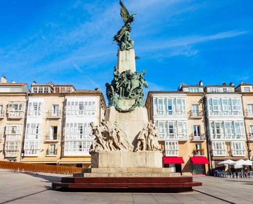Ispanija. Vitoria-Gasteiz