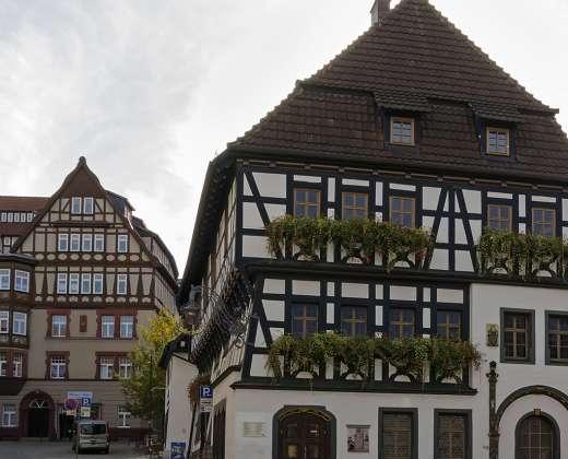 Vokietija. Eizenachas. M. Liuterio namas