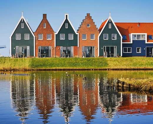 Olandija. Volendamas