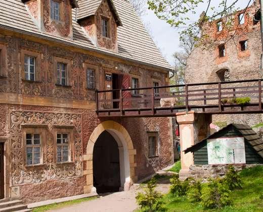 Baltarusija. Gardino pilių kompleksas
