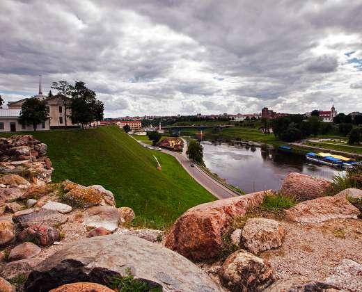 Baltarusija. Augustavo kanalas