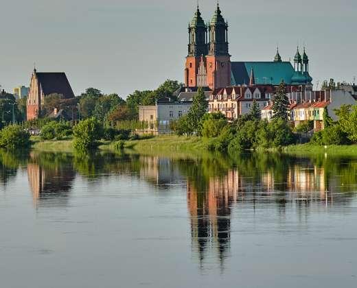 Lenkija. Poznanė. Šv. Petro ir Povilo arkikatedra