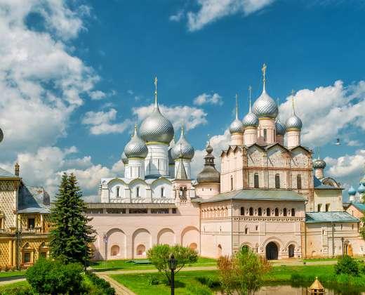 Didysis Rostovas. Kremlius