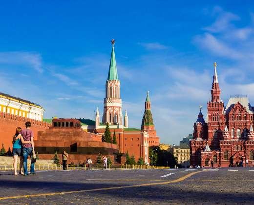 Maskva. Kremlius