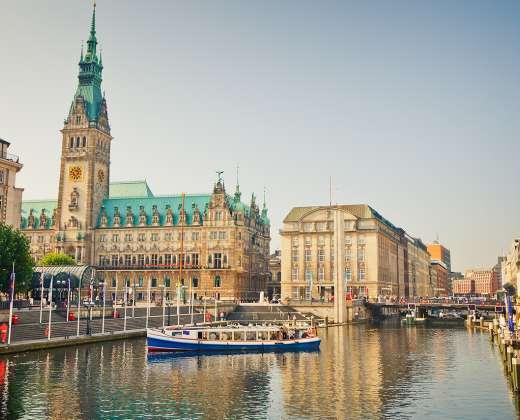 Vokietija. Hamburgas.
