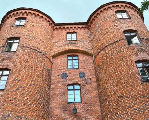 Lenkija. Fromborko katedra