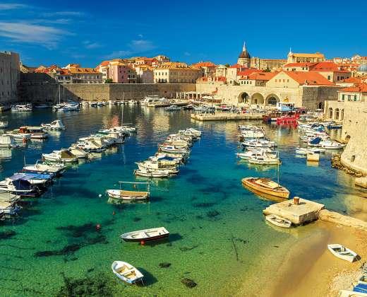 Kroatija. Dubrovnikas