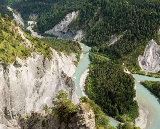 Šveicarija. Reino tarpeklis