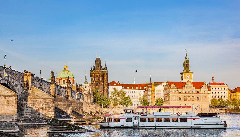 Čekija. Praha