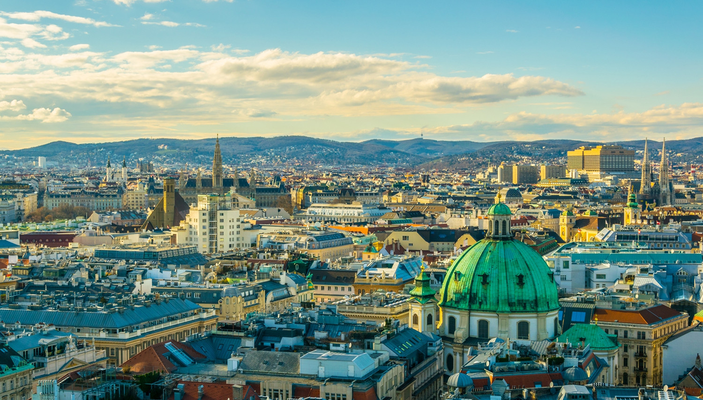 Austrija. Viena