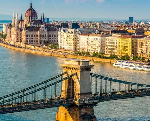 Vengrija. Budapeštas
