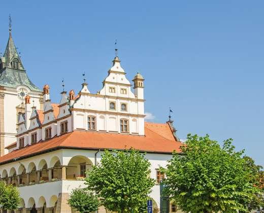 Slovakija. Levoča. Šv Jokūbo bažnyčia