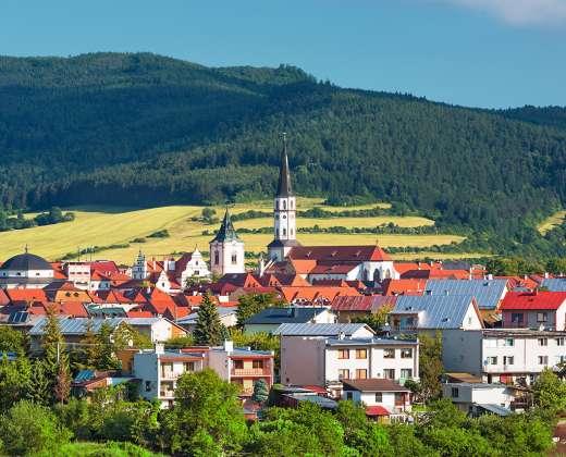 Slovakija. Levoča