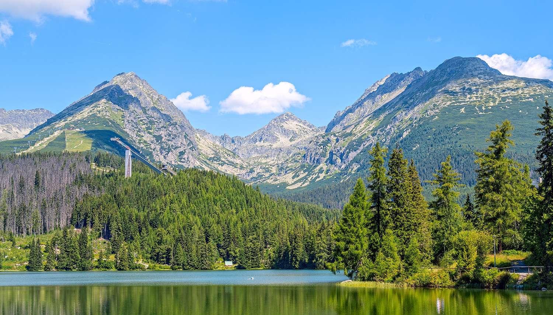 Slovakijos kalnai ir poilsis Pieninų nacionaliniame parke