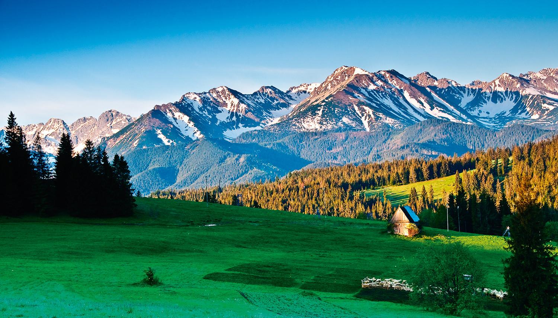 Lenkija. Žemieji Tatrai
