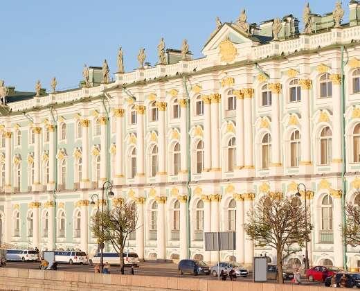 Ermitažo Žiemos rūmai