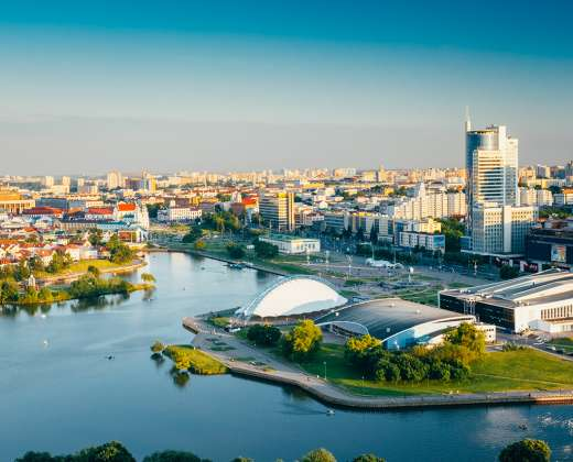 Baltarusija. Minskas