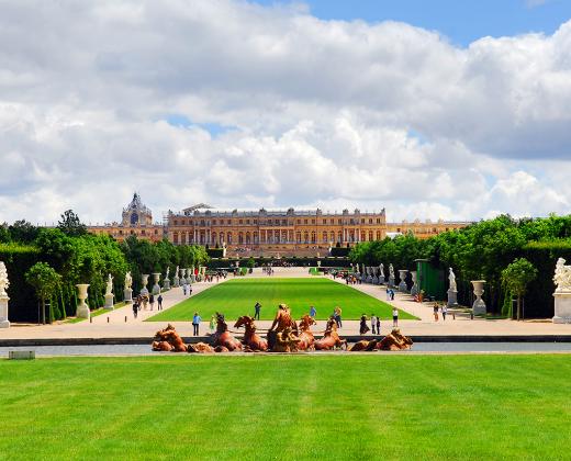 Prancūzija. Versalio rūmai