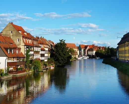 Vokietija. Bambergas