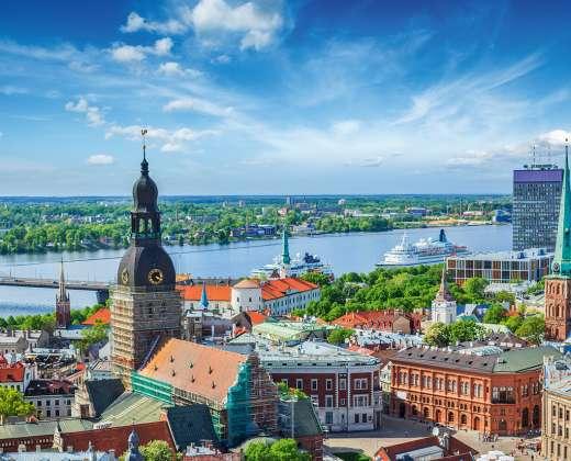 Latvija. Ryga