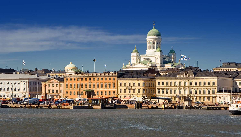 Baltijos kruizas: Talinas, Helsinkis, Stokholmas, Ryga