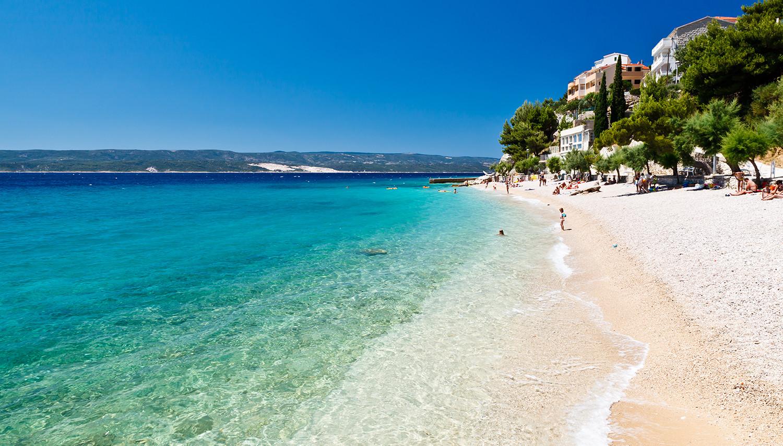 Kroatija. Adrijos jūra