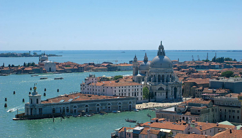 Italija. Venecija