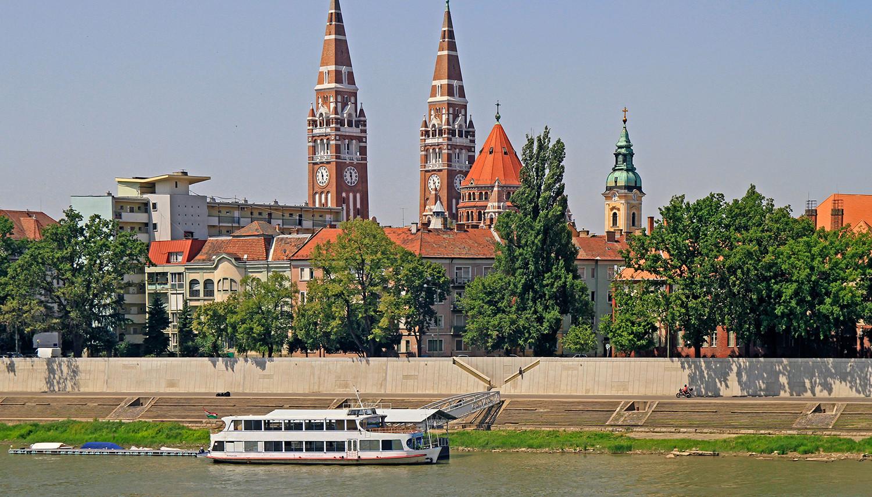 Vengrija. Segedas