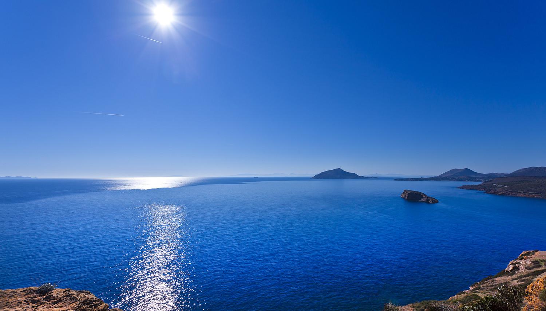 Graikija. Egėjo jūra