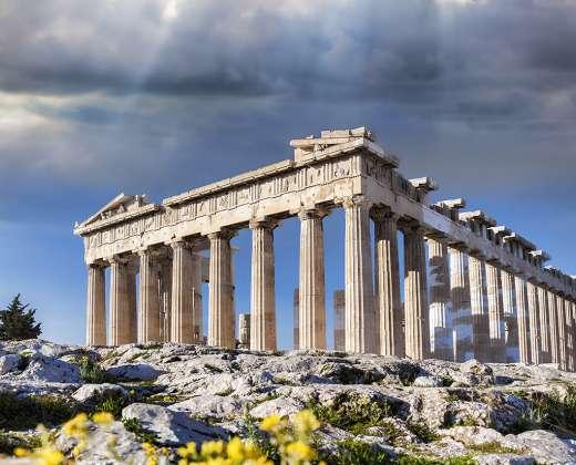 Atėnai. Partenonas