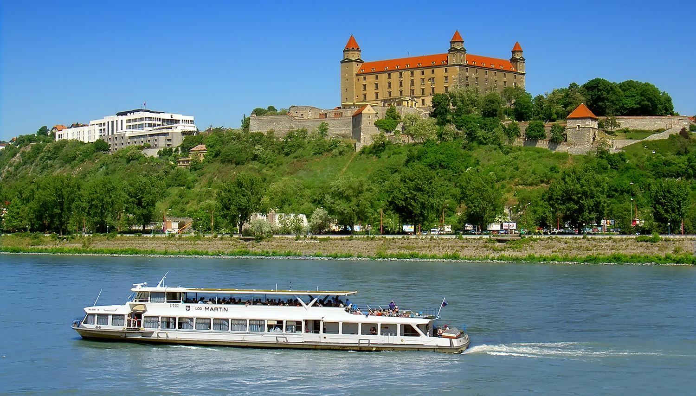 Slovakija. Bratislava