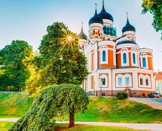Talinas. Aleksandro Nevskio katedra