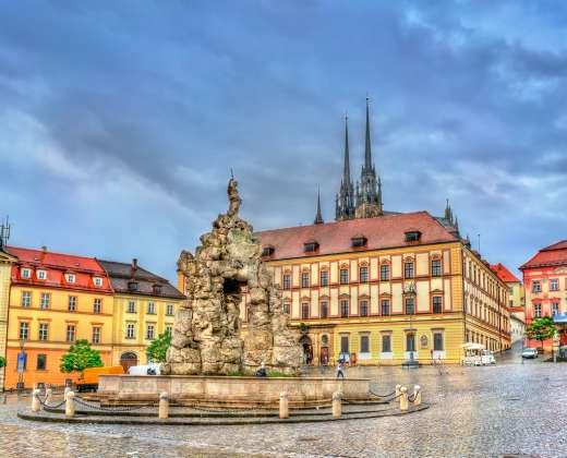 Čekija. Brno.