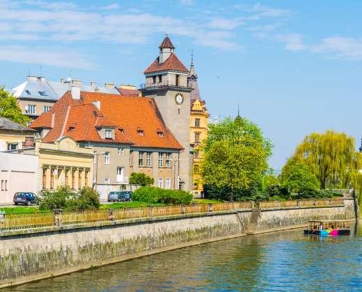 Čekija. Olomoucas