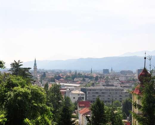 Austrija. Klafenfurtas