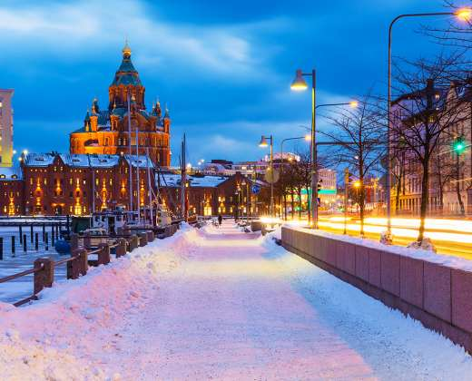 Helsinkio senamiestis