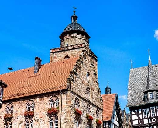 Alsfeldas, Vokietija.