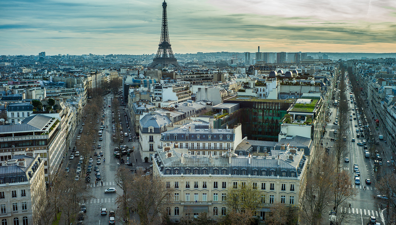 Prancūzija. Paryžius