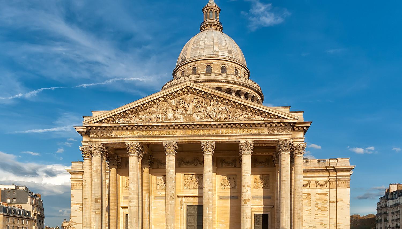 Paryžius. Panteonas