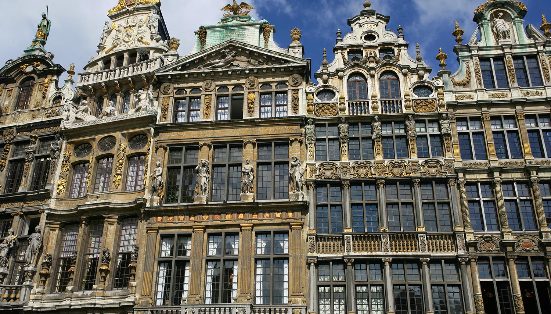 Briuselis. Karališkieji rūmai