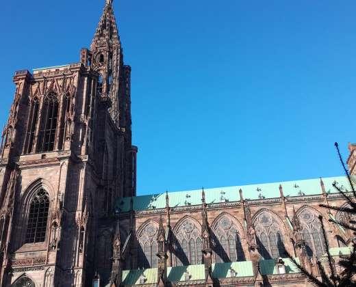Strasbūro katedra