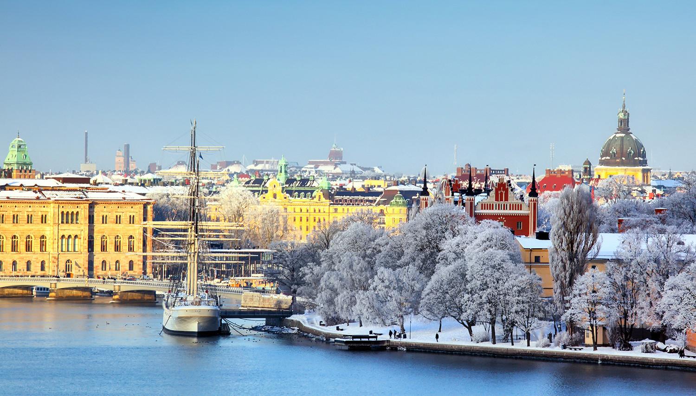 Švedija. Stokholmas