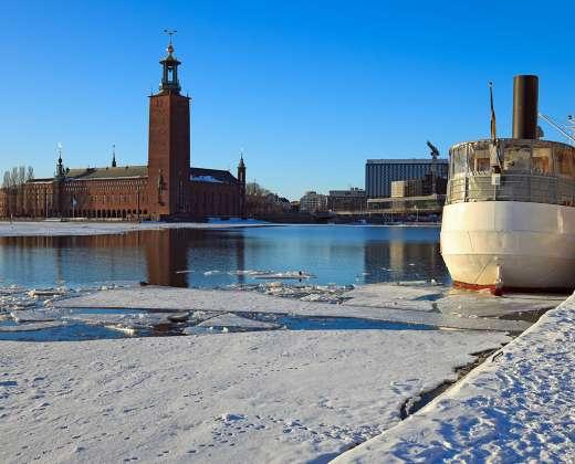 Stokholmas. Rotušė