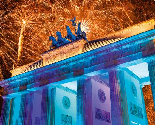Naujieji metai Berlyne