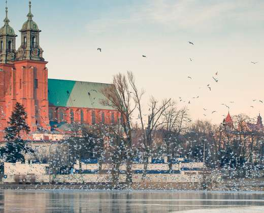 Lenkija. Gnieznas. Katedra